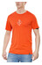 Black Diamond ID t-shirt Heren oranje
